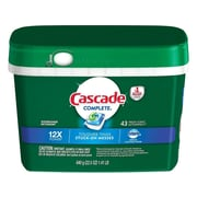 Cascade Complete ActionPacs Dishwasher Detergent Pods, Fresh Scent, 43/Pack (98208)