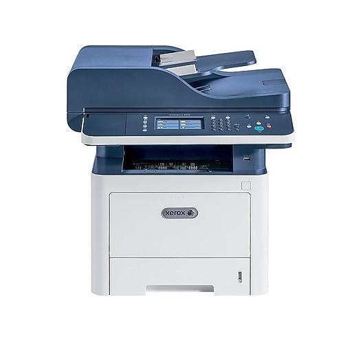 Xerox WorkCentre 3345/DNI USB, Wireless, Network Ready Black & White Laser  All-In-One Printer