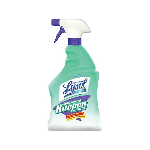 Kitchen Cleaning Products: Shop Staples For Lysol® Professional Antibacterial Kitchen