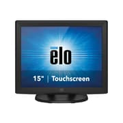 "ELO 1515L IntelliTouch E700813 15"" LED Monitor, Dark Gray"