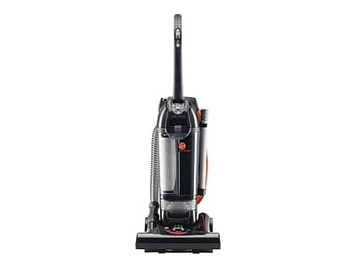 Hoover Commercial Hush Upright Bagless Vacuum, Black (C1660900)