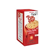 Lipton Cup-a-Soup, Chicken Noodle, 0.45 Oz., 22/Box (TJL03487)