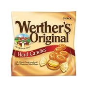 Werther's Original Hard Candies, Caramel, 9 Oz. (SUL039856)