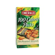 Emerald Nuts, Dry roasted almonds, 0.63 Oz., 7/Box (34895)