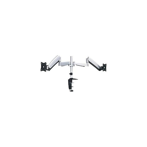 """Ergotech 320 Series Monitor Arm, Up to 24"""" Monitor, Silver (320-C14-C024)"""