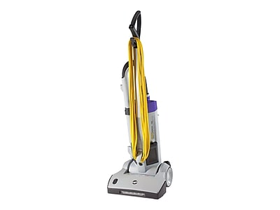 ProTeam ProGen 12 Upright Vacuum, Purple/Gray (107329)