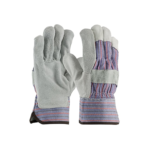 PIP Copper Leather Gloves, Multicolor Dozen (84-7532/L)