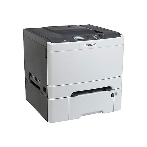 Lexmark CS410dtn 28D0100 USB & Network Ready Color Laser Print Only Printer