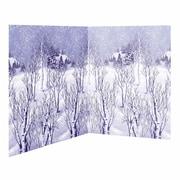Amscan Winter Wonderland Scene Setter, 4' X 40' (674001)