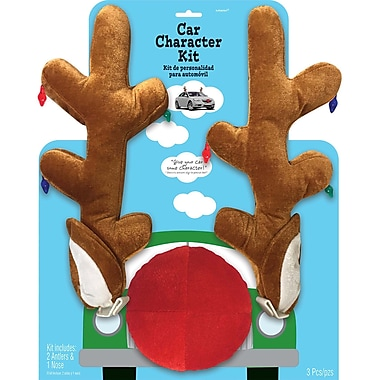 Amscan Reindeer Car Kit, (393236)
