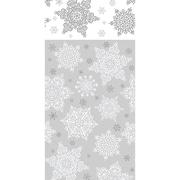 "Amscan Shining Season Plastic Tablecover, 54"" x 84"", 2/Pack, 3 Per Pack (579546)"