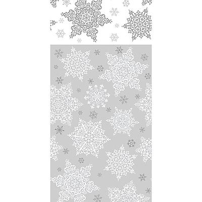 Amscan Shining Season Plastic Tablecover, 54
