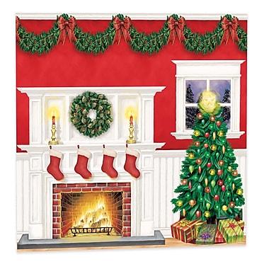 Amscan Christmas Scene Setter Kit (242306)