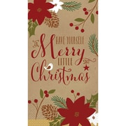 "Amscan Merry Little Christmas Guest Towel 7.75"" x 4.5"", 3/Pack, 36 Per Pack (831557)"