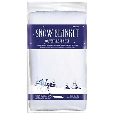 Amscan Snow Blanket, 40