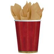 Amscan Twinkling Tree Paper Cup, 9oz, 3/Pack, 36 Per Pack (689729)