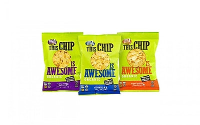 This Chip Is Awesome Organic Popcorn Chips