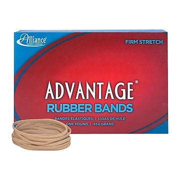 Alliance Advantage Multi-Purpose Rubber Bands, #33, 600/Box (26335)