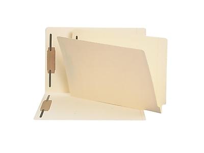 Smead End Tab Classification Folders, Shelf-Master Reinforced Straight-Cut Tab, Legal Size, Manila, 50/Box (37215)