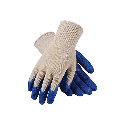 PIP Cotton/Polyester Gloves, White Dozen (39-C122/L)