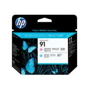HP 91 DesignJet C9462A Printhead, Light Magenta/Light Cyan