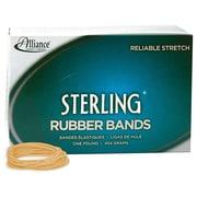 Alliance Sterling Multi-Purpose Rubber Bands, #18, Box, 1900/Box (24185)