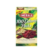 Emerald Cocoa Roast Nuts, Dark Chocolate Almonds, 0.63 Oz., 7/Box (843256)