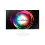 """Samsung CH71 Series LC27H711QENXZA 27"""" LED Monitor, Metallic Silver"""