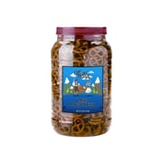 Office Snax Pretzels, Savory, 40 Oz. (OFX00082)