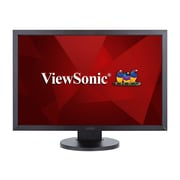 "ViewSonic VG2438Sm 24"" LED Monitor, Black"
