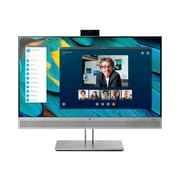 "HP EliteDisplay E243m 1FH48A8#ABA 23.8"" LED Monitor, Black/Silver"