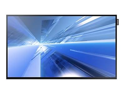 "Samsung DB-E Series 32"" Slim Direct-Lit LED Business Display for Digital Signage, 1080p (DB32E/US)"