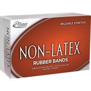 Alliance Non-Latex Multi-Purpose Rubber Bands, #64, 1 lb. Box, 380/Box (37646)