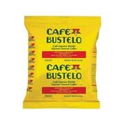 Cafe Bustelo Espresso Ground Coffee, Dark Roast, 30/Carton (01014)