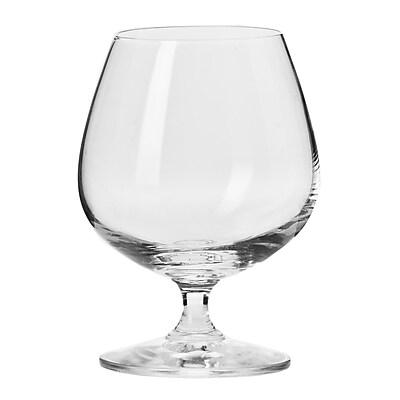 KROSNO Norm 12 oz. Stout Beer Glasses, Set of 6 (K768-1)