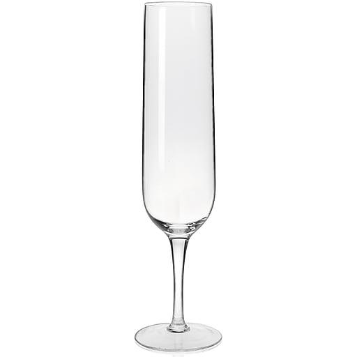 KROSNO 8 oz. Ava Champagne Flutes, Set of 4 (K710-1)