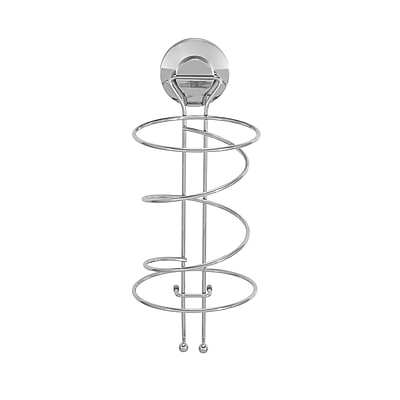Everloc Push N' Loc Hair Dryer Holder With Chrome Cover (79204) 2520924