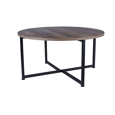 Household Essentials Ashwood Round Coffee Table (8079-1)