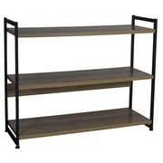 Household Essentials Ashwood Wide Modular Shelf (8073-1)