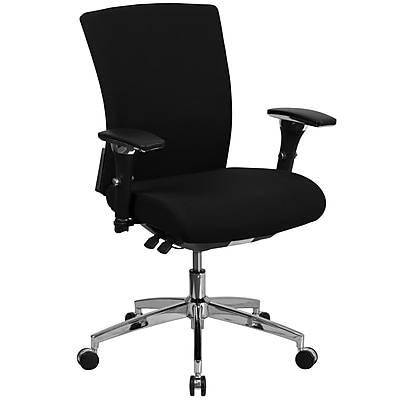 24/7 Fabric Office Chair [GO-WY-85-6-GG]