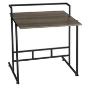 Household Essentials Ashwood Modular Desk (8070-1)