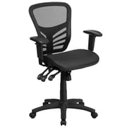 Mid-Back Mesh Office Chair [HL-0001T-GG]