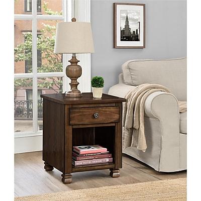 Altra Wood Veneer End Table (3608196COM)