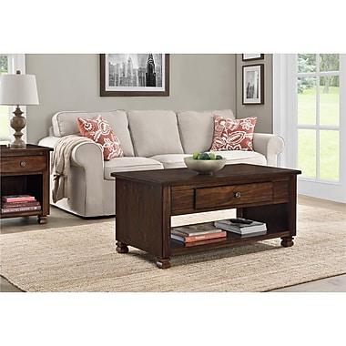 Altra Wood Veneer Coffee Table (3609196COM)