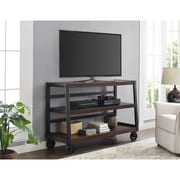 "Altra Carson 50"" Corner TV Stand, Distressed Gray Oak (1797296)"