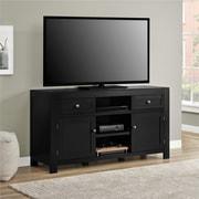 """Altra Hadley 60 """" TV Stand, Black (1787096PCOM)"""
