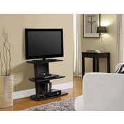 "Altra Pillars Apothecary 55"" TV Stand and Console Table, Cherry (1225096P)"