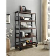 Altra Wade Wood Veneer Bookcase, Mahogany (9660096COM)