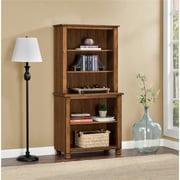 Altra San Antonio Wood Veneer Bookcase, Tuscany Oak (9662096COM)