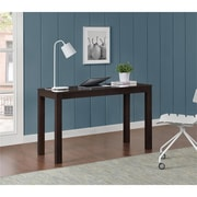 Altra Large Parsons Desk with 2 Drawers, Espresso (9889296COM)